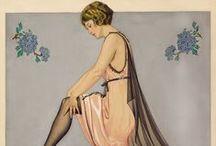 Clarence Coles Phillips (1880-1927) / Illustratore di riviste e magazine americano