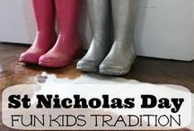 Holiday Traditions / Great ideas for developing holiday traditions.