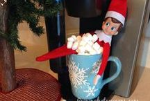 Elf on the Shelf / Elf on the Shelf ideas!