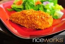 Dinner ideas / Discover these tasty recipes that incorporate your favorite riceworks flavors into some awesome dinner options!