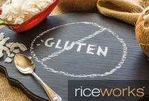 All things gluten-free! / Look here for recipes and food ideas that fit into a gluten-free lifestyle! #glutenfree