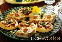 Awesome Appetizers / Elevate your next gathering to AWESOME with these yummy appetizer ideas!