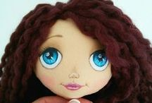 face of dolls