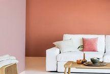 Couleurs / Couleur - Décoration - Peinture - Papier peint - Mur