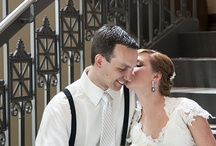 The Love / Portraits of couples at their weddings