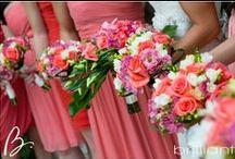Coral Caribbean Wedding