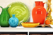 Made of Rainbow / Colourful home decor items
