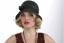 Roaring 20s Costumes; Gangsters & Flappers