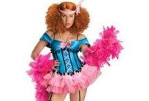 Burlesque, Showgirls, & Cabaret Costumes