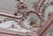 Inspired Home Decor: French Influence / I dream of visiting France...love the French language, fashion and decor.