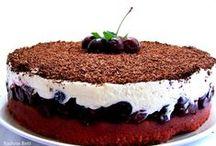 Ciasta & ciasteczka - cakes & cookies / cakes & cookies