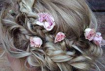 BRIDE HAIRSTYLE / Flower crowns for amazing brides!   #flowercrown # bride #flowers #hairpiece