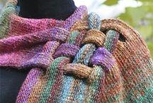 Sjaal en muts / Sjaals en mutsen haken