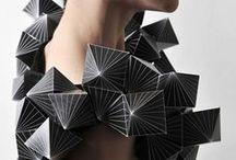 contemporary paper jewellery