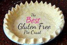 Gluten~Free / For all of you Celiacs out there: you can convert any meal to gluten free.
