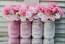 Things to do with Mason Jars - curated by Website Confetti / A collection of pins all about Mason Jars. // mason jar tutorials // mason jar crafts // mason jar diy // Curated by @websiteconfetti