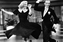 Fred Astaire and Ginger Rogers / by Kiley Carlsen