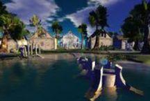 2011 Enchanted Mysts / Landscaping & build – Alia Baroque / by Fantasy Faire