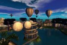 2011 Nemo Revisited / Landscaping: Sextan Shepherd |  Build: Sextan Shepherd & Mayah Parx / by Fantasy Faire
