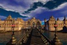 2011 Dark Mirage / Landscaping & Build – Marcus Inkpen & Sharni Azalee / by Fantasy Faire