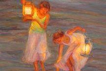 Art -Impressionism works / by Imagine the Art