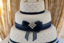 Wedding - Navy / Navy Wedding  / by Laura Babcock