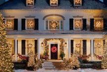 Deck the Halls / Holiday decorating & celebration