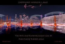 Sapphire Mirror Lake / Sapphire Mirror Lake (Haveit Neox) - Arts & Entertainment Sim. / by Fantasy Faire
