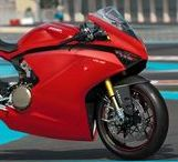 motorcycles - racebikes and roadbikes