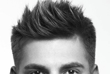 Men Hair Style & Grooming / Hot male hairstyle & grooming / by guymtl