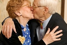 Seniors in Love / Romance doesn't have to stop at the age of 50. Whether widowed, divorced or never married, senior citizens can and do fall in love.