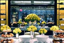 Floral Creations for The Plaza Events