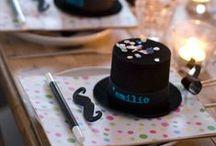 La Party / Idées pour les anniversaires des petits et des grands #anniversaire #fête d'anniversaire #birthday party / by BoMontage