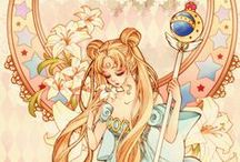 Sailor Moon / :)