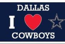 Dallas Cowboys! / Fan images, etc. / by Jennifer Griffis