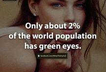 It's all in tha eyes..