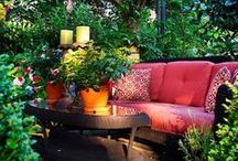 Amazing Outdoor Spaces / Beautiful outdoor spaces and landscape architecture.  / by Fix It And Finish It