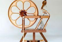 Spinning wheel, spinnenrad, kolovrátok, torno de hirno