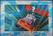 Brazil / Photos du film Brazil de Terry Gilliam, 1985 #brazil; #terrygilliam; #jonathanpryce; #robertdeniro; #kimgreist
