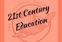 21st Century Education / Great examples of 21st Century Learning, innovations, ideas, and resources for cultural education.