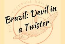 Brazil / Book Three! Here are some illustrations, lessons, and other resources to use with the book (as well as some cool stuff we found on Brazil).