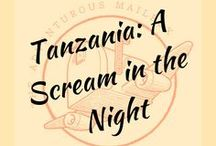 Tanzania / Book Six! Here are some illustrations, lessons, and other resources to use with the book (as well as some cool stuff we found on Tanzania).