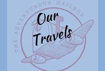 Our travels / The Adventurous Mailbox crew has a lot of travel experience informing our mission to inspire kids to a life of adventure. Here are some of our favorite photos from our travels.