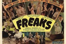 "Freaks: la monstrueuse parade / Photos du film ""Freaks"" de Tod Browning, 1932"