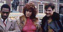 """Un fauteuil pour deux, Trading place / Photos du film """"Un fauteuil pour deux"""", réalisé par John Landis, 1983. #trading places #Dan Aykroyd, #EddieMurphy, #JamieLeeCurtis, #johnlandis"""