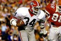 UGA Greatest Football Players / Here are some of the best Dawgs ever!! http://bit.ly/1G2QQ9r
