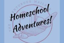 Homeschool Adventure / Great resources, inspiration and support for homeschooling, world schooling, and unschooling.