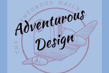 Adventurous Design / Cool, unique, and beautiful design