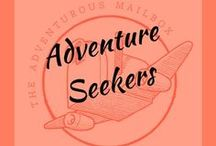 Adventure Seekers / Our favorite stories, photos, and blogs form world-class travelers