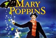 Mary Poppins / Photos du film Mary Poppins de Walt Disney, 1964 #marypoppins, #julieandrews, #waltdisney
